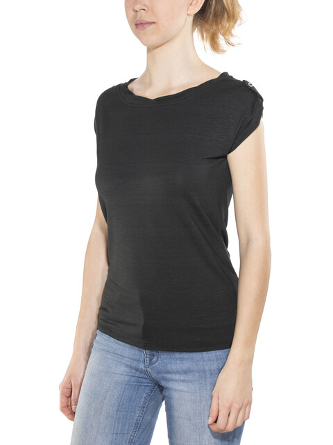 Royal Robbins Noe Twist t-shirt Dames zwart